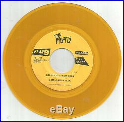MiSFiTS Horror Business 7 1st pressing YELLOW withinsert / VG+ record & sleeve