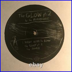 Microphones The Glow Pt 2 2x Vinyl LP Record & MP3 mount eerie crow looked at me