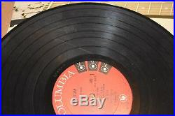 Minnesota Music Legend! Bob Dylan 1962 Album LP 6 Eye Record Columbia CL1779