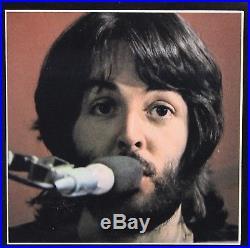 Mint Sealed 1970 1st Printing, Beatles Let it Be Red Apple Vinyl Record Album