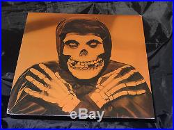 Misfits Collection II LP RARE CLEAR VINYL 1995 1ST PRESS ONLY 500 OF THEM