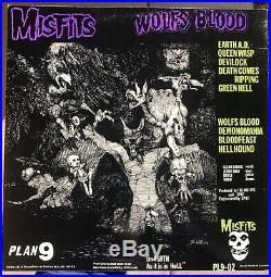 Misfits Earth A. D. GREEN Vinyl Lp Samhain Danzig