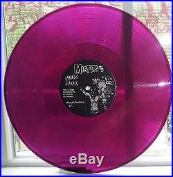Misfits Earth AD Purple Vinyl 12 LP Samhain Danzig