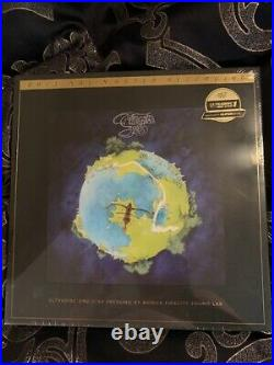 Mobile Fidelity One Step Collection MFSL mofi lp