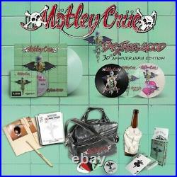 Motley Crue Dr. Feelgood (30th Anniversary) New Vinyl LP Colored Vinyl, Gree