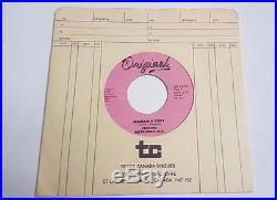 Mylene Farmer Maman A Tort CANADA MEGA RARE 7 Vinyl douces C'est Pas Moi xxl