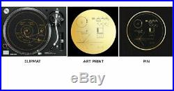 NASA Voyager 40th Anniversary Golden Vinyl Record Soundtrack Box Set 3 LP