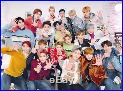 NCT 2018 EMPATHY Album RANDOM CD+Photo Book+Card+Diary+Lyrics K-POP SEALED