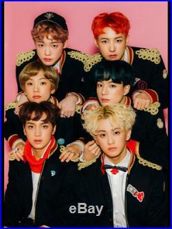 NCT DREAM THE FIRST 1st Single Album CD+PhotoBook+Photo Card+GIFT K-POP SEALED