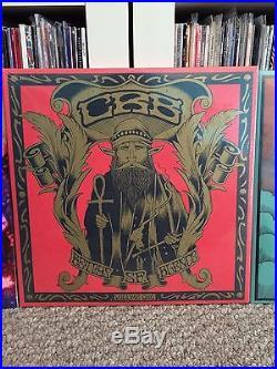 NEW CHRIS ROBINSON BROTHERHOOD CRB BETTY's BLENDS VOL 1 & 2 VINYL LP