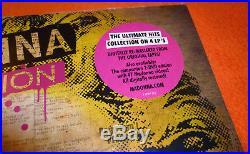 NEW&SEALED Madonna CELEBRATION 4xLP USA Vinyl Remastered Gatefold MEGA RARE! OOP