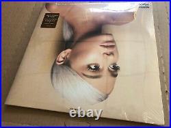 NEW SUPER RARE Ariana Grande Sweetener PEACH Vinyl 2xLP