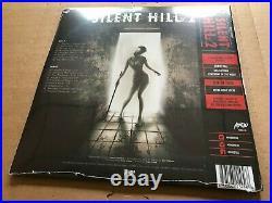 NEW SUPER RARE Silent Hill 2 Video Game Soundtrack COLORED Vinyl
