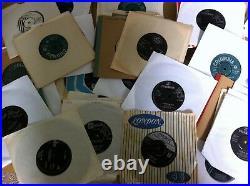 NICE JOB LOT 100 1950/60s 45rpm 7 VINYL Elvis, Cliff, Orbison, Everlys, Searchers +