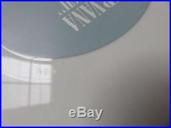 NIRVANA Bleach TUPELO LP RARE UK 1ST PRESS ORIGINAL WHITE VINYL TUPLP6 300 ONLY