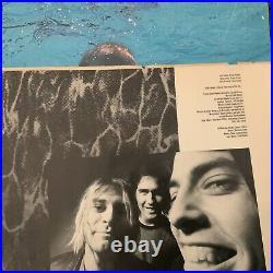 NIRVANA Nevermind 1991 Promo LP Original Press Rare