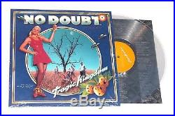 NO DOUBT Tragic Kingdom 12 LP on LTD CLEAR TRANSLUCENT VINYL Gwen Stefani NEW