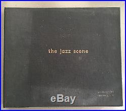 NORMAN GRANZ The Jazz Scene 6 disc 78 Album Book Ltd Ed 1391 Charlie Parker