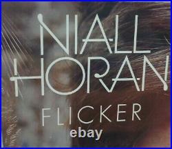 Niall Horan Flicker Brand New Factory Sealed Black Vinyl Rare No Longer Pressing