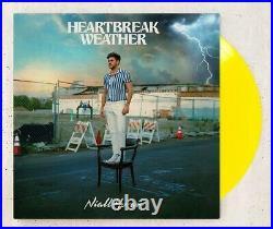 Niall Horan Heartbreak Weather (LP) Limited Yellow Vinyl Pre-Sale July 15