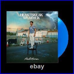Niall Horan ONE DIRECTION 1D HEARTBREAK WEATHER D2C BLUE VINYL LP ALBUM SEALED