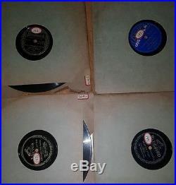 Nice rare 78 record lot blues Bessie Jackson Memphis Minnie Lucille Bogan