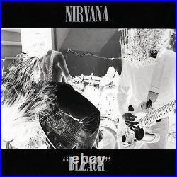 Nirvana Albums Bundle Bleach/Nevermind/In Utero/Unplugged Vinyl LP NEW