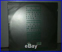 Nirvana Bleach Australian Tour Edition 1/ 500 Green vinyl with cloth bag Vg+