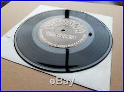 Nirvana Love Buzz Debut Sub Pop 7 vinyl EX+/EX+ #765/1000 Kurt Cobain 1988