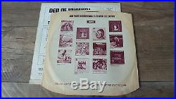 Norman Haines Band Den Of Iniquity 1971 UK LP PARLOPHONE 1st PSYCH/PROG