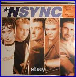 Nsync Self-titled Limeade 12 Vinyl Lp Record New Rare 20 Year Limited Edition