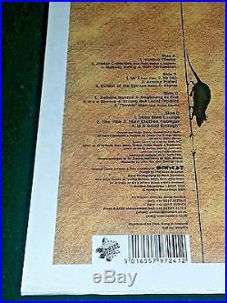 Original Banksy Artwork Onecut Grand Theft Audio Hombré Records 2x Vinyl Lp 2000