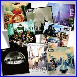 Oasis Oasis LP Bundle New Vinyl LP