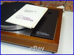 Original Linn Sondek LP12 Record Vinyl Deck Player Turntable + Valhalla PSU