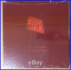 Pearl Jam Live At Benaroya Hall Vinyl Box Set
