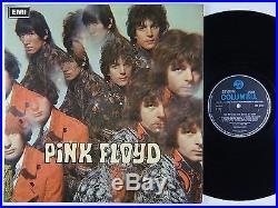 PINK FLOYD Piper At The Gates Of Dawn RARE UK 1st press LP psych prog HEAR IT