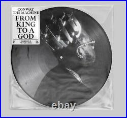 PRE ORDER Conway The Machine From King To A God Vinyl Picture Disk Limited 500