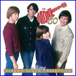PRE SALE 2016 RSD The Monkees Vinyl Box Set Classic Album Collection 10 LP LTD