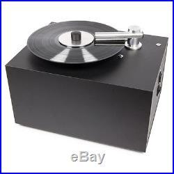 PRO-JECT Vinyl Cleaner Record Washer Plattenwaschmaschine schwarz black PRO VCS