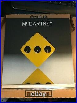 Paul McCartney III 3 Third Man Records Yellow Black vinyl exclusive 205/333 NEW