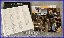 Paul McCartney III Third Man Records TMR Yellow Vinyl LP Record 333 Edition MINT