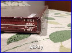 Pearl Jam Benaroya Hall 2003 Live Vinyl Box Set New Unopened