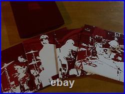 Pearl Jam Benaroya Hall Vinyl Limited Edition- 4xVinyl Box set- #Pop13/2000
