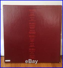 Pearl Jam Benaroya Hall Vinyls