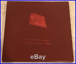 Pearl Jam Oct. 22, 2003 Benaroya Hall 180gm vinyl 4 LP box set