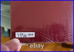Pearl Jam SEALED 2004 Benaroya Hall Vinyl 12 Limited Edition Numbered Box Set