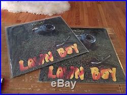 Phish Lawn Boy sealed vinyl record