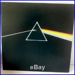 Pink Floyd Dark Side Of The Moon vinyl LP 1st UK Press 1973 Harvest SHVL 804