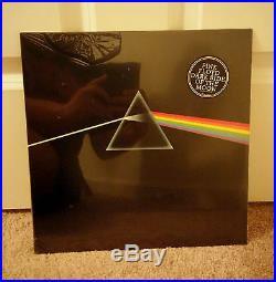 Pink Floyd Dark Side of the Moon LP SEALED SMAS-11163
