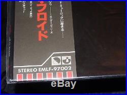 Pink Floyd Dark Side of the Moon Sealed JAPAN 1978 PRO-USE AUDIOPHILE VINYL LP